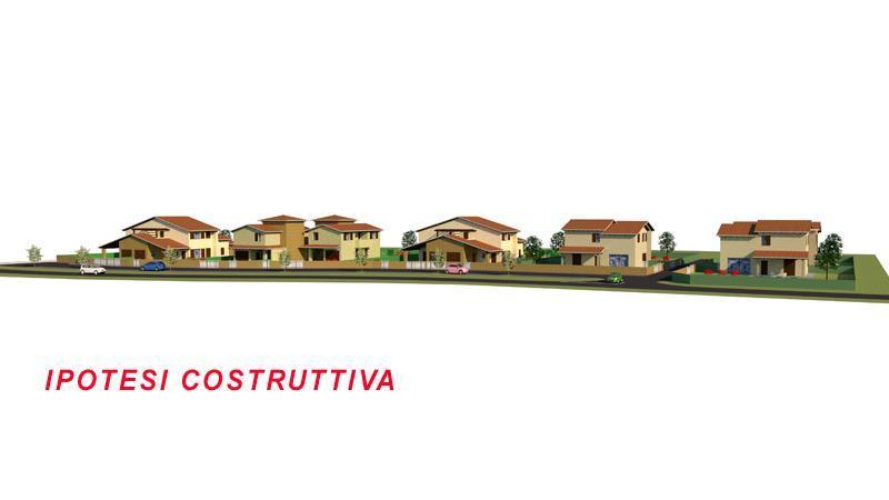 fotografie - terreno edificabile Faenza (RA) Campagna Monte