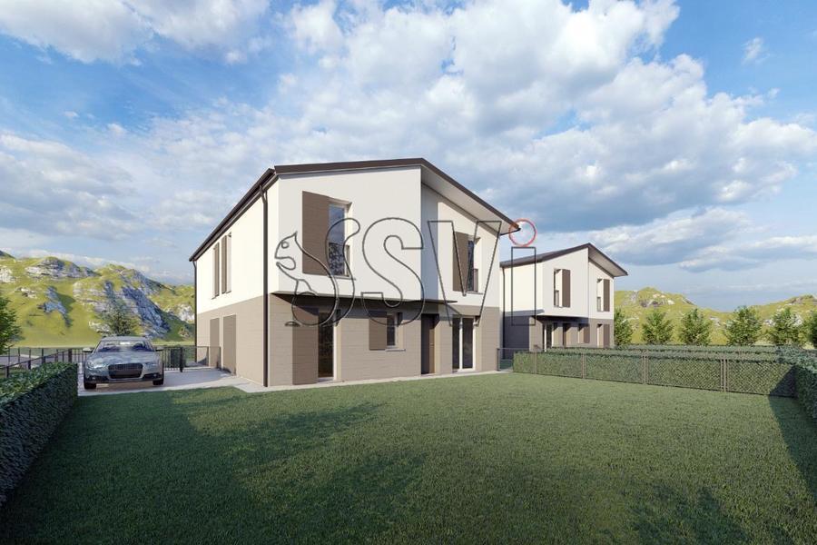 fotografie - Villa a schiera Riolo Terme (RA) Cuffiano